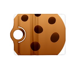 Cookie Chocolate Biscuit Brown Kindle Fire Hd (2013) Flip 360 Case by Mariart