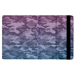Celebration Purple Pink Grey Apple Ipad 3/4 Flip Case by Mariart