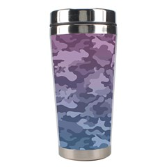 Celebration Purple Pink Grey Stainless Steel Travel Tumblers by Mariart