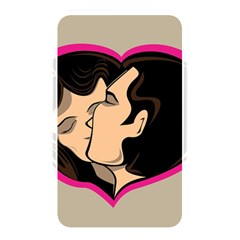 Don t Kiss With A Bloody Nose Face Man Girl Love Memory Card Reader by Mariart