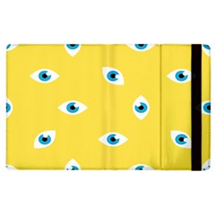Eye Blue White Yellow Monster Sexy Image Apple Ipad 3/4 Flip Case by Mariart