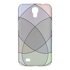 Four Way Venn Diagram Circle Samsung Galaxy Mega 6 3  I9200 Hardshell Case by Mariart