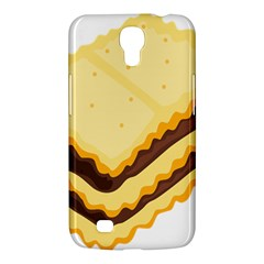 Sandwich Biscuit Chocolate Bread Samsung Galaxy Mega 6 3  I9200 Hardshell Case by Mariart