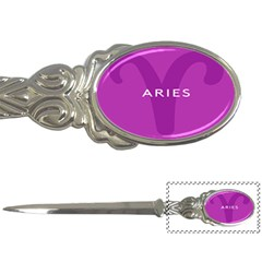 Zodiac Aries Letter Openers by Mariart