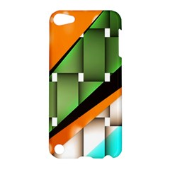 Abstract Wallpapers Apple Ipod Touch 5 Hardshell Case by Simbadda
