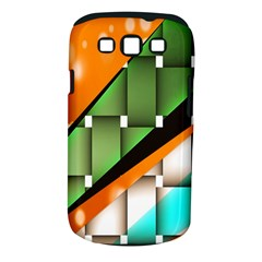 Abstract Wallpapers Samsung Galaxy S Iii Classic Hardshell Case (pc+silicone) by Simbadda
