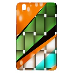 Abstract Wallpapers Samsung Galaxy Tab Pro 8 4 Hardshell Case by Simbadda