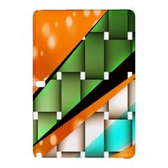 Abstract Wallpapers Samsung Galaxy Tab Pro 12 2 Hardshell Case by Simbadda
