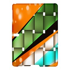 Abstract Wallpapers Samsung Galaxy Tab S (10 5 ) Hardshell Case  by Simbadda