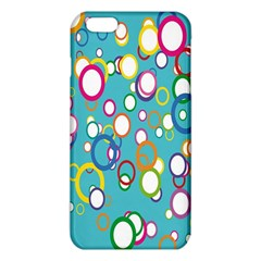 Circles Abstract Color Iphone 6 Plus/6s Plus Tpu Case by Simbadda