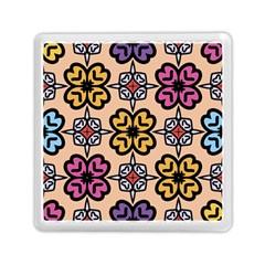 Abstract Seamless Background Pattern Memory Card Reader (square)  by Simbadda
