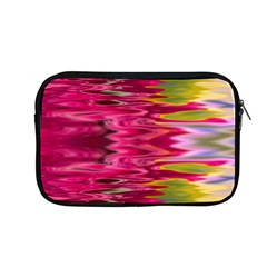Abstract Pink Colorful Water Background Apple Macbook Pro 13  Zipper Case
