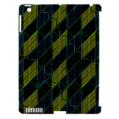 Futuristic Dark Pattern Apple Ipad 3/4 Hardshell Case (compatible With Smart Cover) by dflcprints