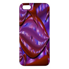 Passion Candy Sensual Abstract Iphone 5s/ Se Premium Hardshell Case by Simbadda