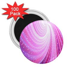 Vortexglow Abstract Background Wallpaper 2.25  Magnets (100 pack)