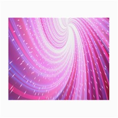 Vortexglow Abstract Background Wallpaper Small Glasses Cloth (2 Side) by Simbadda