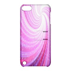 Vortexglow Abstract Background Wallpaper Apple Ipod Touch 5 Hardshell Case With Stand by Simbadda
