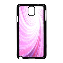 Vortexglow Abstract Background Wallpaper Samsung Galaxy Note 3 Neo Hardshell Case (black) by Simbadda