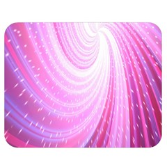 Vortexglow Abstract Background Wallpaper Double Sided Flano Blanket (medium)  by Simbadda