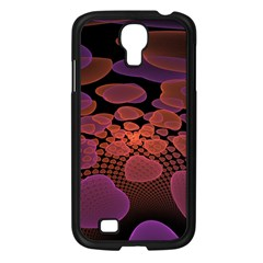 Heart Invasion Background Image With Many Hearts Samsung Galaxy S4 I9500/ I9505 Case (black) by Simbadda