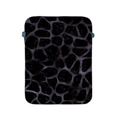 Skin1 Black Marble & Black Watercolor (r) Apple Ipad 2/3/4 Protective Soft Case by trendistuff
