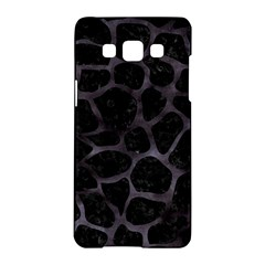 Skin1 Black Marble & Black Watercolor (r) Samsung Galaxy A5 Hardshell Case  by trendistuff