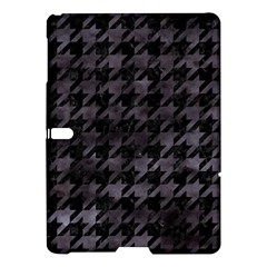 Houndstooth1 Black Marble & Black Watercolor Samsung Galaxy Tab S (10 5 ) Hardshell Case  by trendistuff