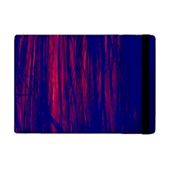 Abstract Color Red Blue Apple Ipad Mini Flip Case by Simbadda