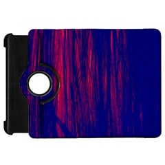 Abstract Color Red Blue Kindle Fire Hd 7  by Simbadda