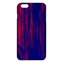 Abstract Color Red Blue Iphone 6 Plus/6s Plus Tpu Case by Simbadda