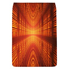 Abstract Wallpaper With Glowing Light Flap Covers (s)  by Simbadda