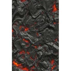 Volcanic Lava Background Effect 5 5  X 8 5  Notebooks by Simbadda