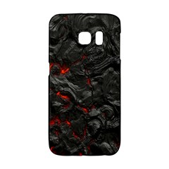 Volcanic Lava Background Effect Galaxy S6 Edge by Simbadda