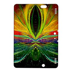 Future Abstract Desktop Wallpaper Kindle Fire Hdx 8 9  Hardshell Case by Simbadda
