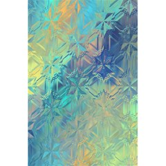 Colorful Patterned Glass Texture Background 5 5  X 8 5  Notebooks by Simbadda