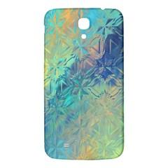 Colorful Patterned Glass Texture Background Samsung Galaxy Mega I9200 Hardshell Back Case by Simbadda