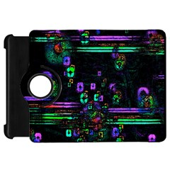 Digital Painting Colorful Colors Light Kindle Fire Hd 7  by Simbadda