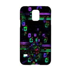 Digital Painting Colorful Colors Light Samsung Galaxy S5 Hardshell Case  by Simbadda