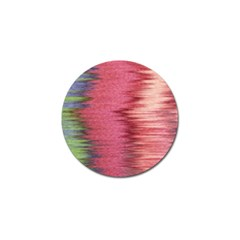 Rectangle Abstract Background In Pink Hues Golf Ball Marker (4 Pack) by Simbadda