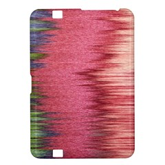 Rectangle Abstract Background In Pink Hues Kindle Fire Hd 8 9  by Simbadda