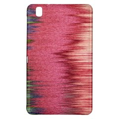 Rectangle Abstract Background In Pink Hues Samsung Galaxy Tab Pro 8 4 Hardshell Case by Simbadda