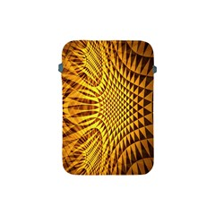Patterned Wallpapers Apple Ipad Mini Protective Soft Cases by Simbadda