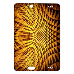 Patterned Wallpapers Amazon Kindle Fire Hd (2013) Hardshell Case by Simbadda