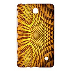 Patterned Wallpapers Samsung Galaxy Tab 4 (8 ) Hardshell Case  by Simbadda
