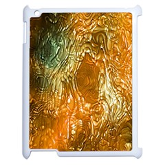 Light Effect Abstract Background Wallpaper Apple Ipad 2 Case (white) by Simbadda