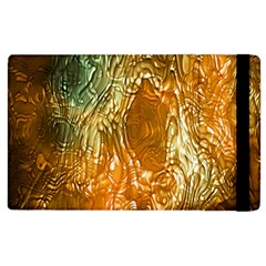 Light Effect Abstract Background Wallpaper Apple Ipad 2 Flip Case by Simbadda