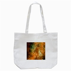Light Effect Abstract Background Wallpaper Tote Bag (white) by Simbadda