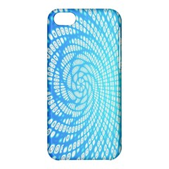 Abstract Pattern Neon Glow Background Apple Iphone 5c Hardshell Case by Simbadda