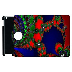 Recurring Circles In Shape Of Amphitheatre Apple Ipad 2 Flip 360 Case by Simbadda