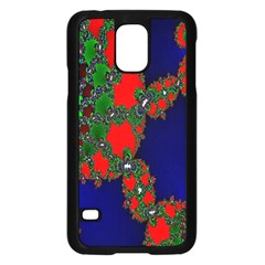 Recurring Circles In Shape Of Amphitheatre Samsung Galaxy S5 Case (black) by Simbadda
